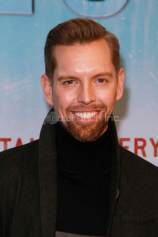 Los Angeles, CA - JAN 10:  Shawn-Caulin Young attends the HBO premiere of True Detective Season 3 at the DGA Theater on January 10 2019 in Los Angeles CA. Credit: CraSH/imageSPACE/MediaPunch