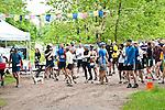 The NTN Twin Peaks Trail Run 5k and Half Marathon was held on June 11, 2011 in Marquette, Michigan.