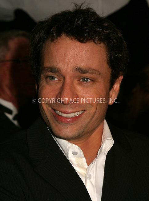 "Chris Kattan at the opening of ""La Boheme"" on Broadway. New York, December 8, 2002. Please byline: Alecsey Boldeskul/NY Photo Press.   ..*PAY-PER-USE*      ....NY Photo Press:  ..phone (646) 267-6913;   ..e-mail: info@nyphotopress.com"