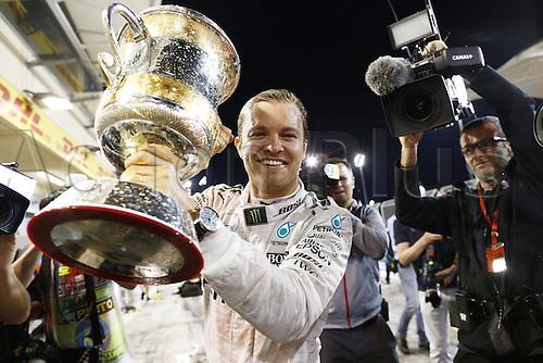 03.04.2016. Sakhir, Bahrain. F1  Grand Prix of Bahrain, 6 Nico Rosberg (GER, Mercedes AMG Petronas Formula One Team)