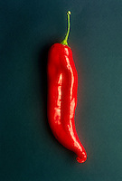 Red hot chili pepper.