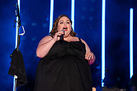 NASHVILLE, TENNESSEE - JUNE 08: Chrissy Metz performs onstage during day 3 of the 2019 CMA Music Festival on June 8, 2019 in Nashville, Tennessee. <br /> CAP/MPI/IS/AW<br /> ©MPIIS/AW/Capital Pictures