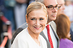 Mayor Madrid Region, Cristina Cifuentes during the Red Cross Fundraising day event (Dia de la Banderita) in Madrid, Spain. October 02, 2015.<br /> (ALTERPHOTOS/BorjaB.Hojas)