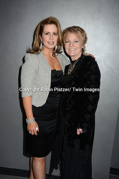 Martha Byrne and Ellen Dolan  attends the  4th Annual Indie Soap Awards  on Tuesday, February 19th at The New World Stages in New York City. .