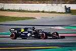Renault F1 Team, Esteban Ocon, takes part in the tests for the new Formula One Grand Prix season at the Circuit de Catalunya in Montmelo, Barcelona. February 19, 2020 (ALTERPHOTOS/Javier Martínez de la Puente)
