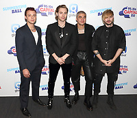 5 Seconds of Summer at the Capital FM Summertime Ball at Wembley Stadium, London on June 8th 2019<br /> CAP/ROS<br /> ©ROS/Capital Pictures