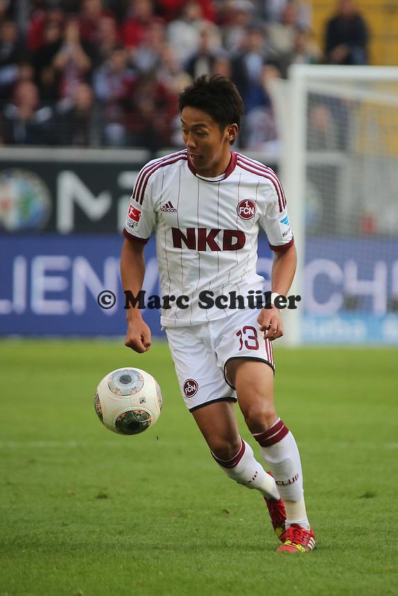 Hiroshi Kiyotake (Nürnberg) - Eintracht Frankfurt vs. 1. FC Nuernberg,