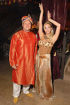 John and Laura Spalding at the Children's Museum &quot;Arabian Nights&quot; Gala at The Corinthian Saturday  Oct. 14,2006.(Dave Rossman/For the Chronicle)<br />