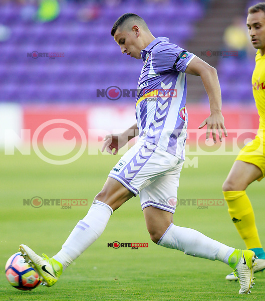 Real Valladolid's Igor Lichnovsky during La Liga Second Division match. June 10,2017. (ALTERPHOTOS/Acero) (NortePhoto.com) (NortePhoto.com)