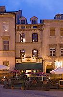 """Europe/Pologne/Lublin: auberge """"U Szewca """" dans les vieilles maisons de la ville"""