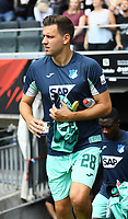 Adam Szalai (TSG 1899 Hoffenheim) - 18.08.2019: Eintracht Frankfurt vs. TSG 1899 Hoffenheim, Commerzbank Arena, 1. Spieltag Saison 2019/20 DISCLAIMER: DFL regulations prohibit any use of photographs as image sequences and/or quasi-video.