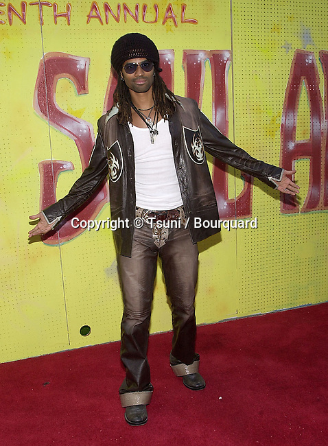 Eric Benet at the arrival of the the 7th Annual Soul Train, Lady of Soul Awards at the Santa Monica Auditorium in Los Angeles. August 28, 2001 123_BenetEric01.JPG