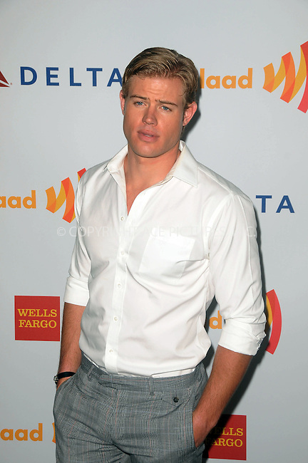 WWW.ACEPIXS.COM . . . . .  ....April 21 2012, LA....Trevor Donovan arriving at the 23rd Annual GLAAD Media Awards at the Westin Bonaventure Hotel on April 21, 2012 in Los Angeles, California....Please byline: PETER WEST - ACE PICTURES.... *** ***..Ace Pictures, Inc:  ..Philip Vaughan (212) 243-8787 or (646) 769 0430..e-mail: info@acepixs.com..web: http://www.acepixs.com