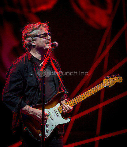 LAS VEGAS, NV - December 28 :Steve Miller performs at The Joint at Hard Rock Hotel & Casino on December 28, 2013 in Las Vegas, NV. Credit:  RTNRDKabik /MediaPunch Inc.