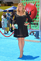 Jennifer Coolidge at the world premiere for &quot;The Emoji Movie&quot; at the Regency Village Theatre, Westwood. Los Angeles, USA 23 July  2017<br /> Picture: Paul Smith/Featureflash/SilverHub 0208 004 5359 sales@silverhubmedia.com