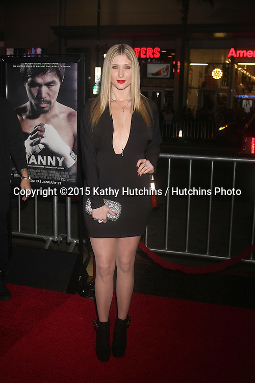 "LOS ANGELES - JAN 20:  Taylor-Ann Hasselhoff at the ""Manny"" Los Angeles Premiere at a TCL Chinese Theater on January 20, 2015 in Los Angeles, CA"