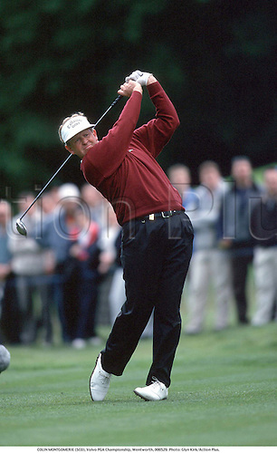 COLIN MONTGOMERIE (SCO), Volvo PGA Championship, Wentworth, 000529. Photo: Glyn Kirk/Action Plus....2000.golf.golfer golfers