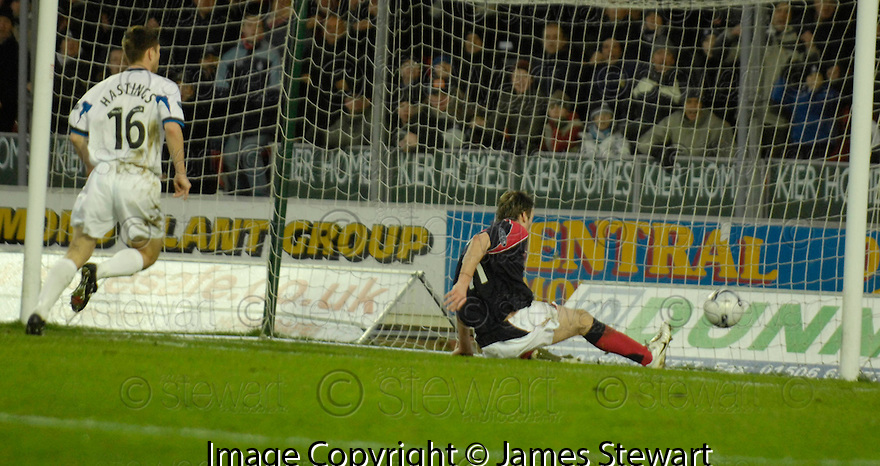 30/12/2006       Copyright Pic: James Stewart.File Name : sct_jspa04_falkirk_v_inverness.ANTHONY STOKES SCORES FALKIRK'S THIRD.James Stewart Photo Agency 19 Carronlea Drive, Falkirk. FK2 8DN      Vat Reg No. 607 6932 25.Office     : +44 (0)1324 570906     .Mobile   : +44 (0)7721 416997.Fax         : +44 (0)1324 570906.E-mail  :  jim@jspa.co.uk.If you require further information then contact Jim Stewart on any of the numbers above.........