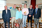 Political Dynasties: Attending the seminar on political dynasties in Kerry given by Owen O'Shea at the Seanachai Centre, Listowel on Friday night last were Ton Donovan, Tim O'Leary, Anne Dillon, Bernard Collins, Owen O'Shea, Teddy Halpin & John Fox.