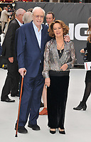 Sir Michael Caine and Francesca Annis at the &quot;King of Thieves&quot; world film premiere, Vue West End, Leicester Square, London, England, UK, on Wednesday 12 <br /> CAP/CAN<br /> &copy;CAN/Capital Pictures