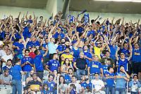 Belo Horizonte (MG), 22/01/2020- Cruzeiro-Boa Esporte - Torcida - partida entre Cruzeiro e Boa Esporte, válida pela 1a rodada do Campeonato Mineiro no Estadio Mineirão em Belo Horizonte nesta quarta feira (22)