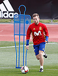 Spain's Asier Illarramendi during training session. March 22,2017.(ALTERPHOTOS/Acero)