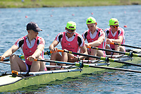 Race: 47  Event: Challenge 4x-  Final<br /> <br /> Wallingford Regatta 2018<br /> <br /> To purchase this photo, or to see pricing information for Prints and Downloads, click the blue 'Add to Cart' button at the top-right of the page.