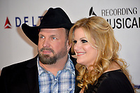 LOS ANGELES, CA. February 08, 2019: Garth Brooks &amp; Trisha Yearwood  at the 2019 MusiCares Person of the Year Gala honoring Dolly Parton at the Los Angeles Convention Centre.<br /> Picture: Paul Smith/Featureflash