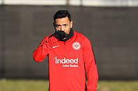 Marco Fabian (Eintracht Frankfurt) - 14.02.2018: Eintracht Frankfurt Training, Commerzbank Arena