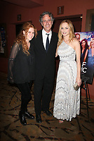 WEST HOLLYWOOD, CA - FEBRUARY 7: Shoshana M Sheinberg, Bill Sheinberg, Heather Graham, at the Women In Film Screening Series Screening and Q&amp;A of Half Magic at AMC Sunset 5 in West Hollywood, California on February 7, 2018. <br /> CAP/MPI/FS<br /> &copy;FS/MPI/Capital Pictures