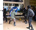 Demo march central london anarchists attack the Ritz hotel in piccadilly smashing windows and attacking the police......pic by Gavin Rodgers/ Pixel 8000.07917221968