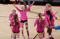 Stanford Volleyball W vs Washington, October 19, 2017