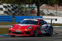 2017 Porsche GT3 Cup USA<br /> Sebring International Raceway, Sebring, FL USA<br /> Friday 17 March 2017<br /> 11, Phil Bloom, GT3P, USA, 2017 Porsche 991<br /> World Copyright: Jake Galstad/LAT Images<br /> ref: Digital Image lat-galstad-SIR-0317-14853
