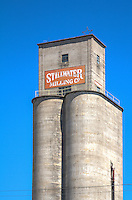 Stillwater Milling Company in Claremore Oklahoma on Route 66.