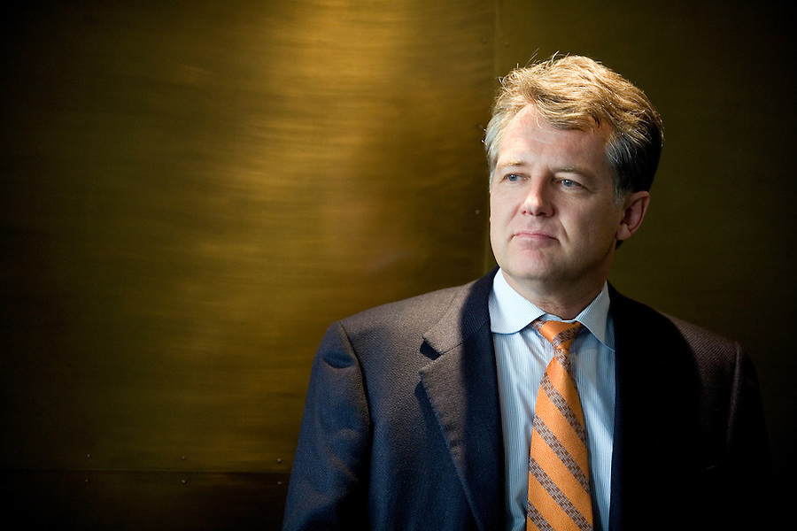 Joerg Wuttke President of the European Chanber of Commerce in China.