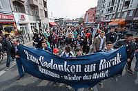 2014/04/05 Berlin | Gedenken an Burak Bektas