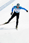 Yury Holub (BLR), <br /> MARCH 12, 2018 - Cross-Country Skiing : <br /> Men's free 20 km Standing  <br /> at Alpensia Biathlon Centre   <br /> during the PyeongChang 2018 Paralympics Winter Games in Pyeongchang, South Korea. <br /> (Photo by Yusuke Nakanishi/AFLO)
