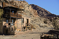 Antique Buildings at Calico Ghost Town