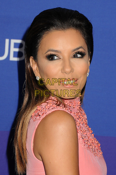27 February 2014 - Culver City, California - Eva Longoria. Unite4:good and Variety Magazine Present &quot;Unite4:humanity&quot; held at Sony Pictures Studios. <br /> CAP/ADM/BP<br /> &copy;Byron Purvis/AdMedia/Capital Pictures