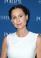 LOS ANGELES, CA - OCTOBER 9: Minnie Driver, at Porter's Third Annual Incredible Women Gala at The Ebell of Los Angeles in California on October 9, 2018. Credit: Faye Sadou/MediaPunch