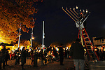 2010 Menorah Lighting in downtown Los Altos