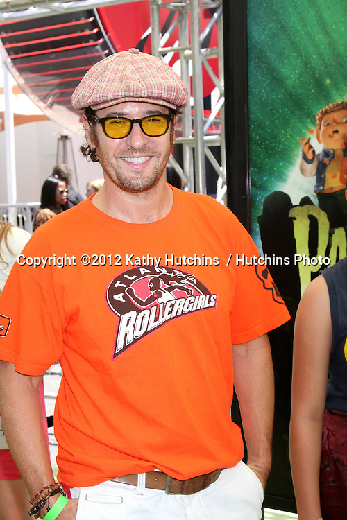 """LOS ANGELES - AUG 5:  Rob Morrow arrives at the """"ParaNorman"""" Premiere at Universal CityWalk on August 5, 2012 in Universal City, CA"""