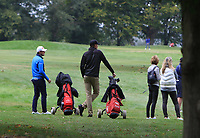 Sebastian Heisele (GER) watching the play during the Pro-Am of the Bridgestone Challenge 2017 at the Luton Hoo Hotel Golf &amp; Spa, Luton, Bedfordshire, England. 06/09/2017<br /> Picture: Golffile | Thos Caffrey<br /> <br /> <br /> All photo usage must carry mandatory copyright credit     (&copy; Golffile | Thos Caffrey)