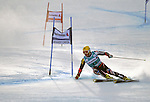 December 4, 2011: Croatia's Ivica Kostelic in action during the Giant Slalom at the Audi Birds of Prey FIS World Cup ski championships at Beaver Creek Ski Resort, Colorado.