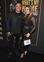 "08 May 2019 - Los Angeles, California - Oscar de la Hoya. ""What's My Name: Muhammad Ali"" HBO Premiere held at Regal Cinemas LA LIVE 14. Photo Credit: Billy Bennight/AdMedia"