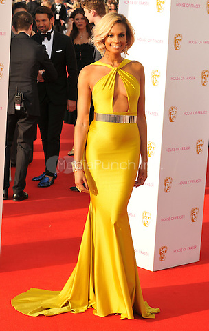 Alesha Dixon at the British Academy (BAFTA) Television Awards 2016, Royal Festival Hall, Belvedere Road, London, England, UK, on Sunday 08 May 2016.<br /> CAP/CAN<br /> &copy;CAN/Capital Pictures /MediaPunch ***NORTH AMERICAN AND SOUTH AMERICAN SALES ONLY***