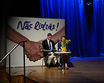 """Children with special needs and mainstream school pupils perform at the 2013 of Integrative Arts Festival, organised by Nac Lidzas """"Come along!"""" Rīgas Stradiņa universitāte, Riga, May 2013."""