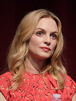WEST HOLLYWOOD, CA - NOVEMBER 28: Heather Graham, at Women In Film Speaker Series Presents Sexual & Gender Abuse in the Workplace at The West Hollywood Library in West Hollywood, California on November 28, 2017. Credit: Faye Sadou/MediaPunch /NortePhoto.com NORTEPOTOMEXICO