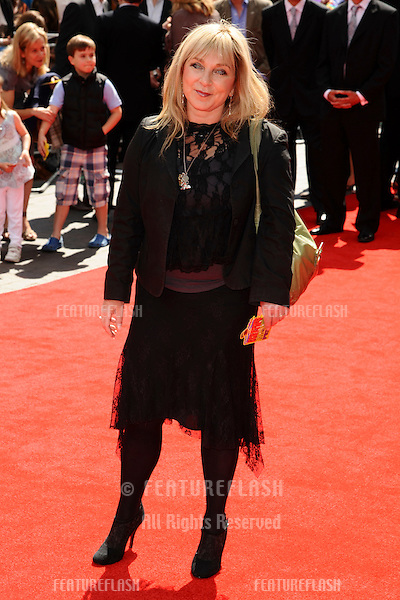 "Helen Lederer arriving for the ""Horrid Henry"" premiere at the BFI, South Bank , London. Picture by: Steve Vas / Featureflash"