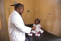 Monrovia, healthcare